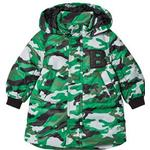 The BRAND Puff Parka Light Camo 80/86 cm