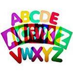 "HenBea 899 ""Abc"" Stencil (27-Piece)"
