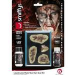 Smiffys Make Your Own Scar Kit with Scar Tray