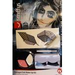 Smiffys Damaged Doll Make Up Kit