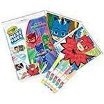 Crayola 75-2411.0054 PJ Masks Color Wonder
