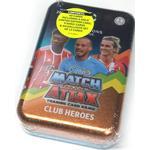 Mega Tin 2017-18 Topps Match Attax Champions League - Club Heroes (Nordic Edition)