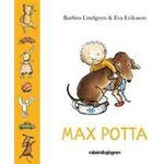 Board book Böcker Max potta (Board book, 2014)