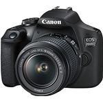 Digitalkameror Canon EOS 2000D + 18-55mm IS II