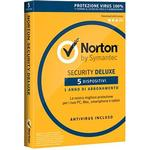 Symantec NORTON SECURITY DELUXE 2016 IT