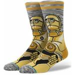 Strumpor Herrkläder Stance Android Socks Grey