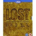 Blu-ray Blu-ray Lost: Complete - season 1-6 (Blu-ray)