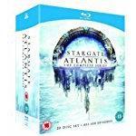 Blu-ray Blu-ray Stargate Atlantis (Blu-ray) Complete series