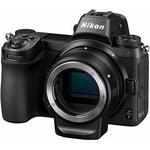Fullformat (35mm) Digitalkameror Nikon Z7 + FTZ Kit
