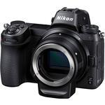 Fullformat (35mm) Digitalkameror Nikon Z6 + FTZ Kit