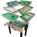 Fussball Fussball Mega Multi Spillebord 15i1