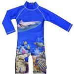 UV-kläder UV-kläder Swimpy Coral Reef UV-dräkt - Multi