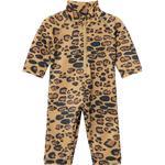 UV-kläder UV-kläder Mini Rodini Leopard UV-dräkt - Beige (1828013313)
