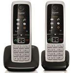 2 - Trådlös Fast Telefoni Gigaset C430 Twin