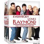 DVD DVD Everybody loves Raymond - Complete (44-disc)