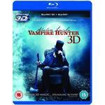 Blu-ray 3D Blu-ray 3D Abraham Lincoln Vampire Hunter (3d Blu-ray (3D Blu-Ray)