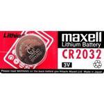 WobL Sony / Panasonic / Maxell Lithium battery CR2032