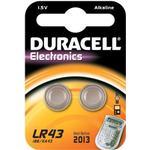Duracell BATTERI DURACELL LR43
