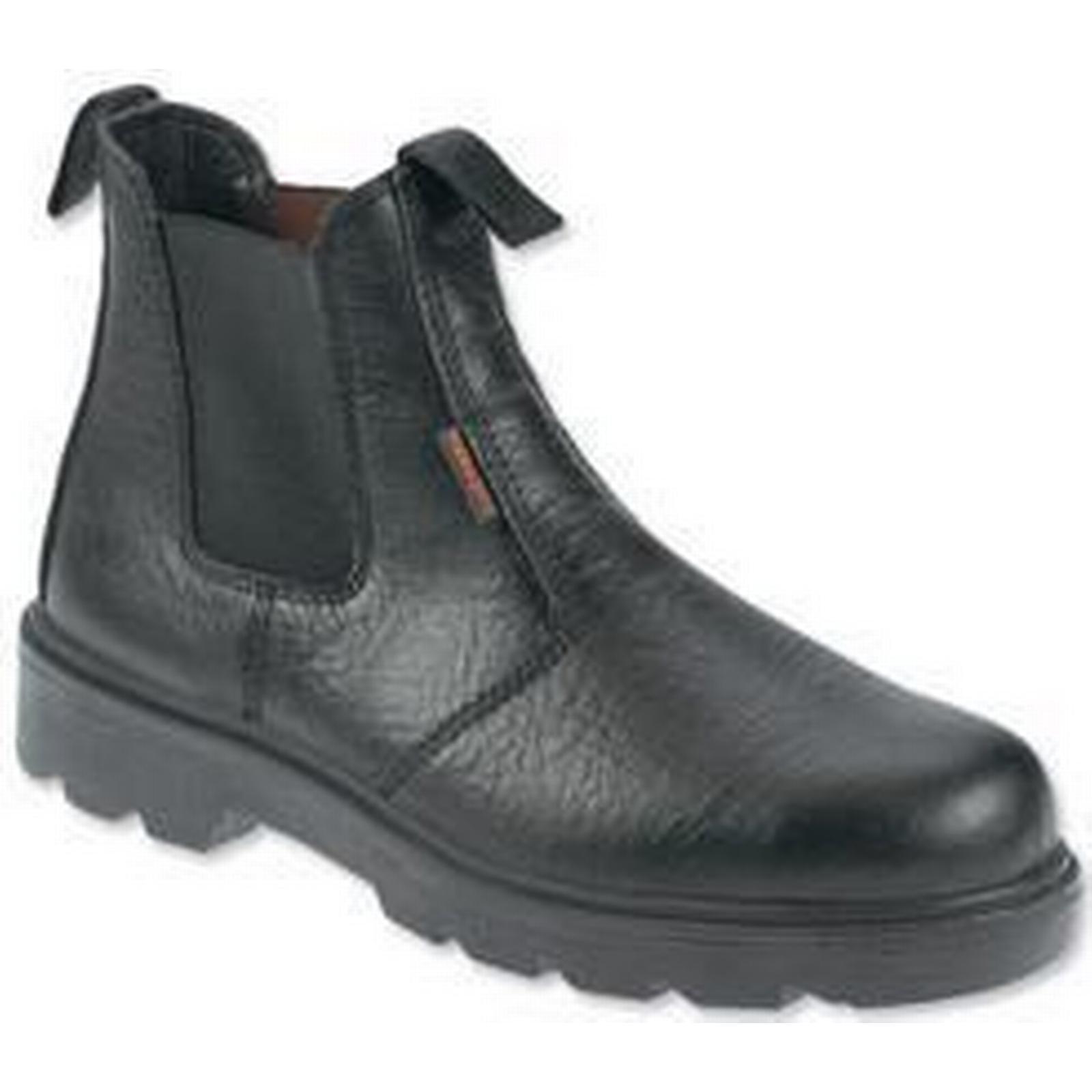 Sterling & Work Site Dealer Boots Steel-toe Cap & Sterling Midsole - SS600SM 7 46f758