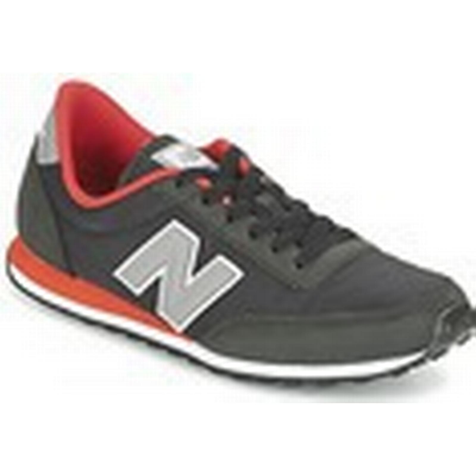 New Balance  U410 U410   women's Shoes (Trainers) in Black 1b1088