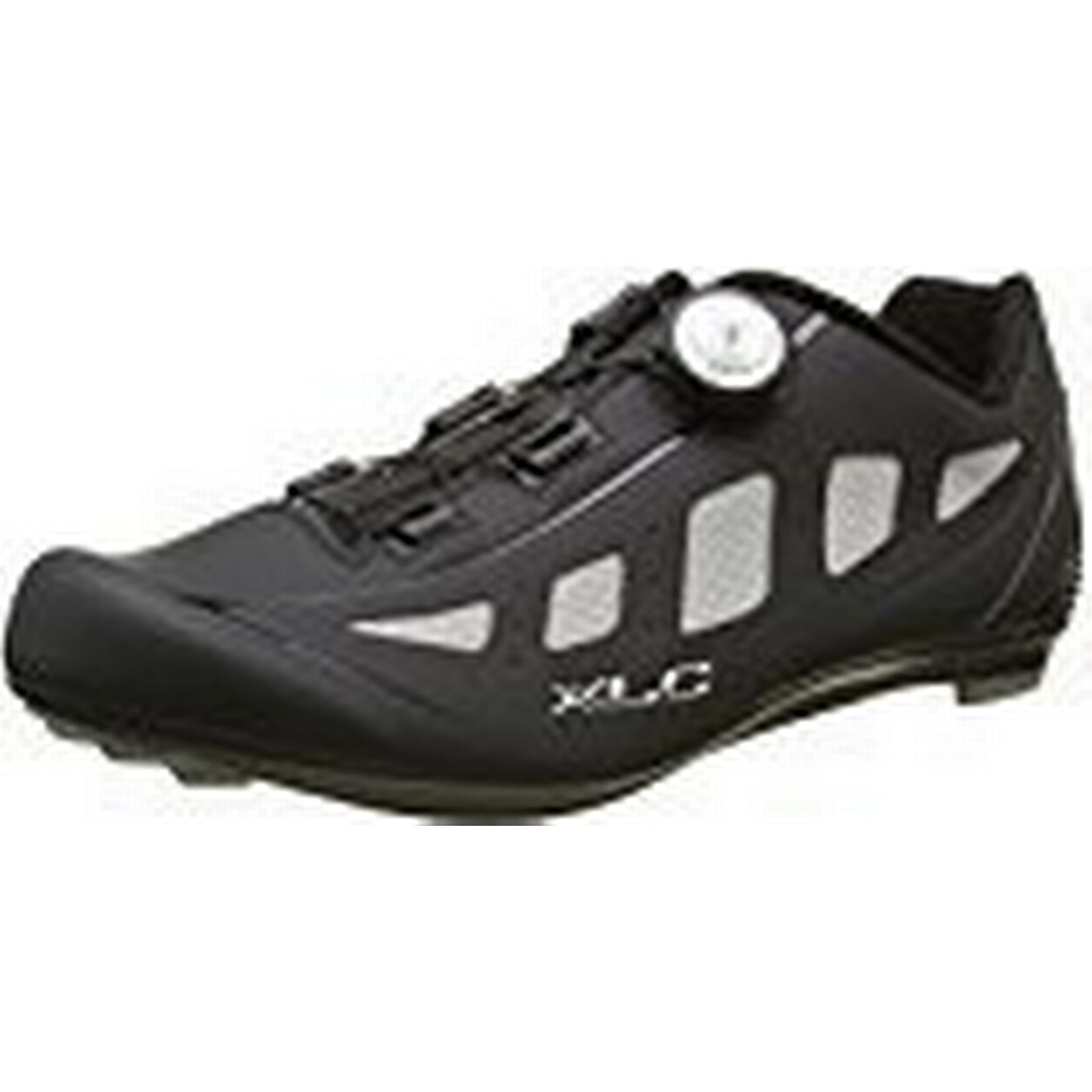 XLC CB Adult Pro Road Size:11 Shoes R06 grey black/grey Size:11 Road 157d38