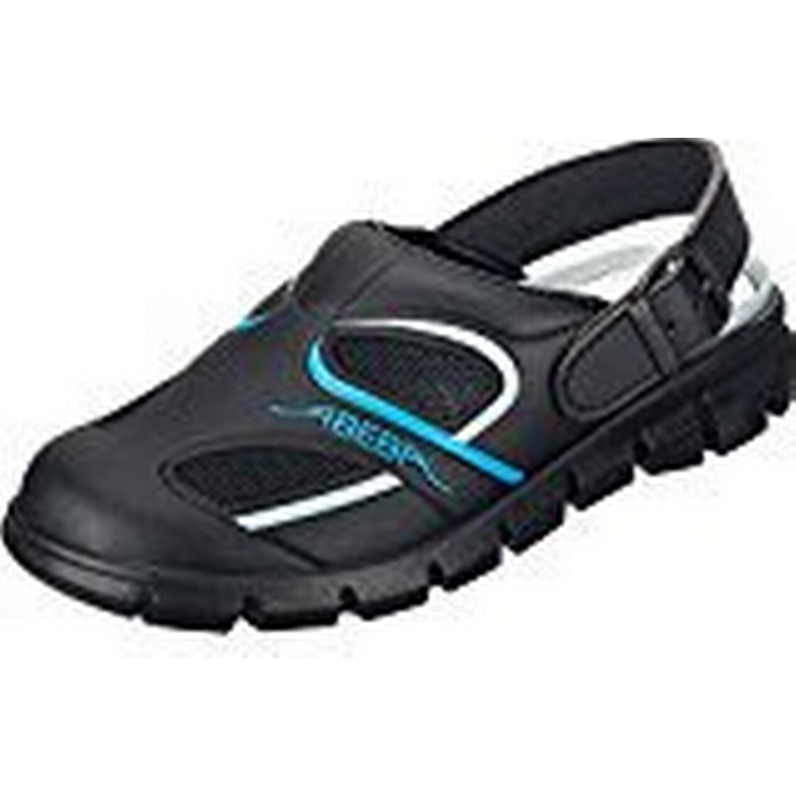 Abeba 7341-41 Size Shoe 41 Dynamic Occupational Clog Shoe Size - Black/Blue 87f797