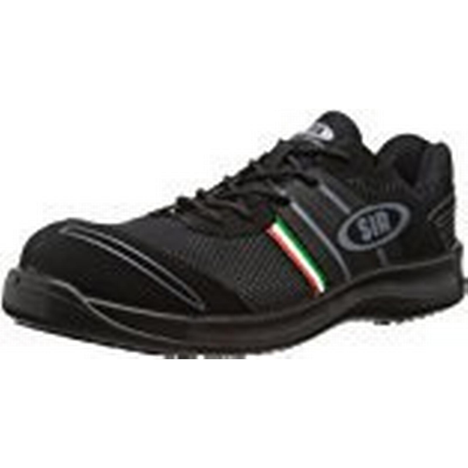 SIR Safety Unisex-Adult Fobia Mesh Safety UK, Shoes 26077 Black 9 UK, Safety 43 EU - EN safety certified cc4d20