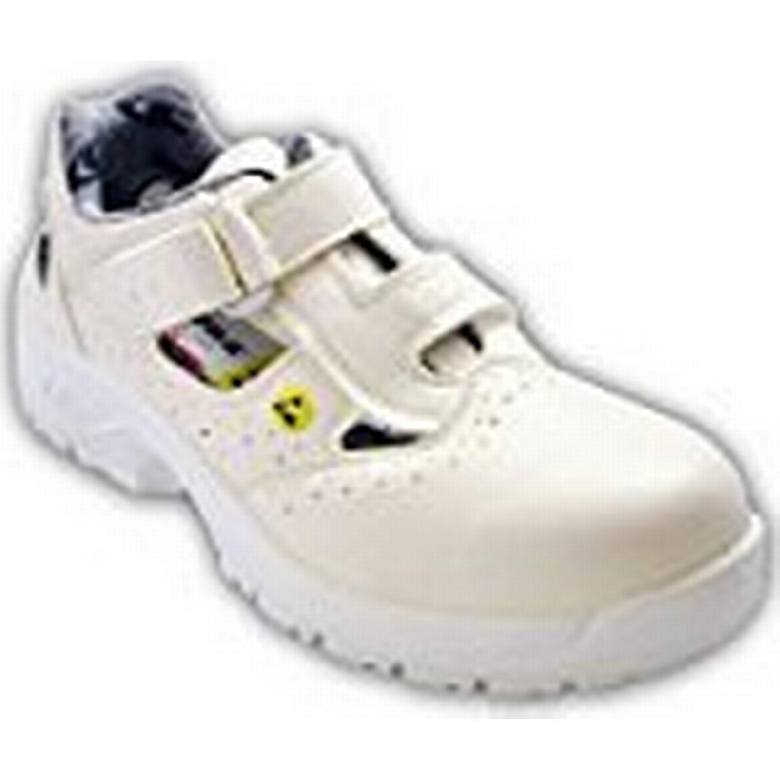 Cofra Specials S.r.l. Cofra Safety Sandals Specials Cofra 10190 000 Servius S1 ESD SRC White, 41 EU, Weiß efa1d3