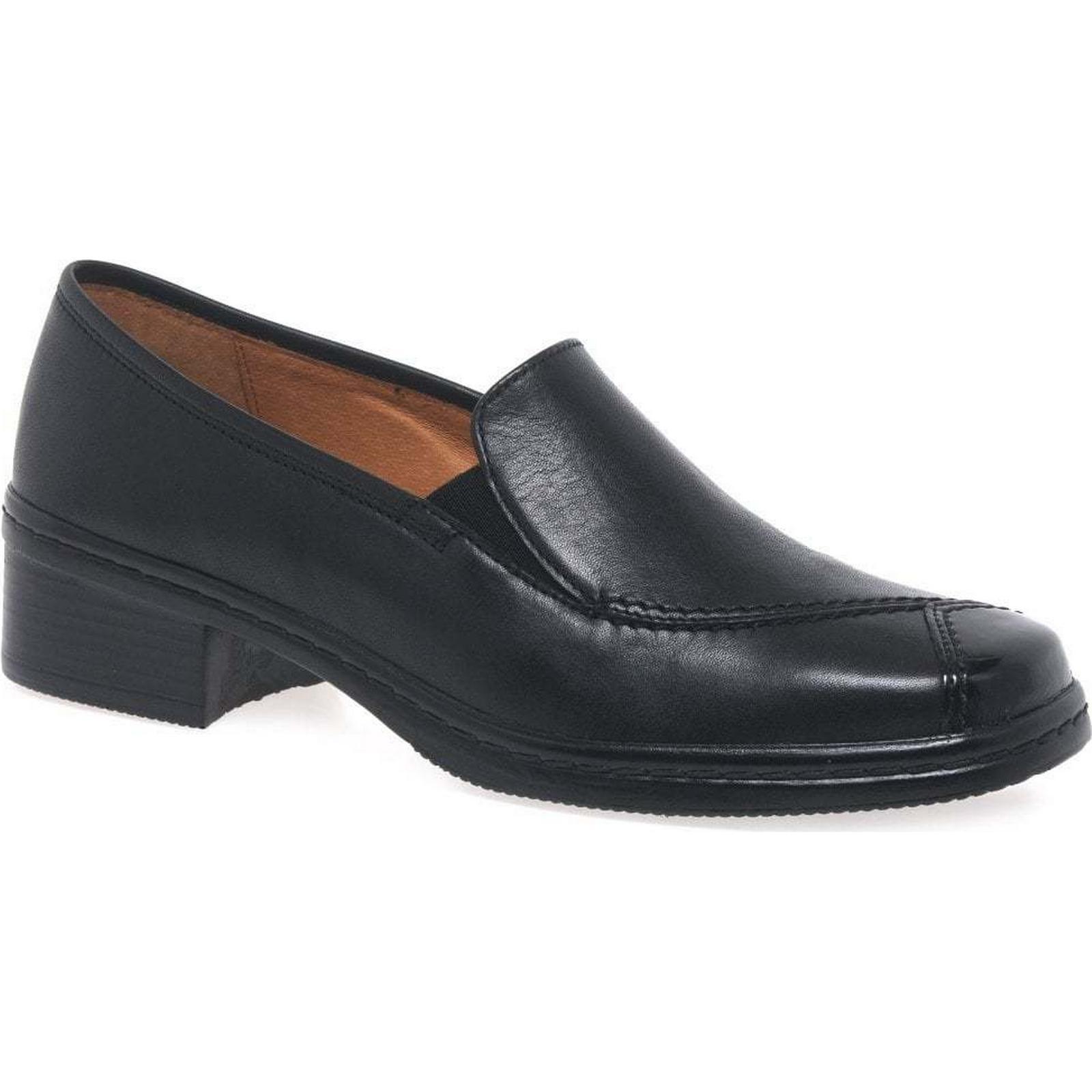 gabor frith  s souliers souliers souliers couleur: noir / brevet, taille: 15301b