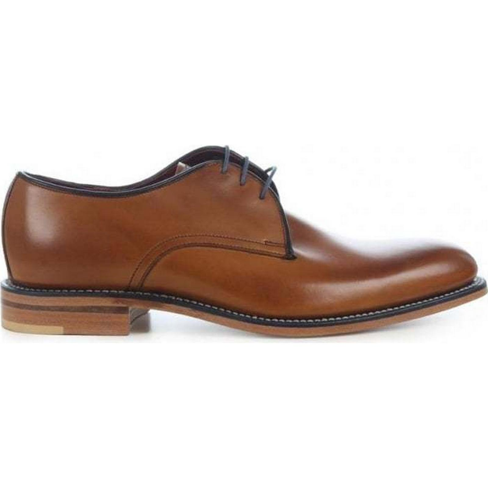 Loake Drake Welted TAN, Plain Front Derby Shoes Colour: TAN, Welted Size: 9 3d5489
