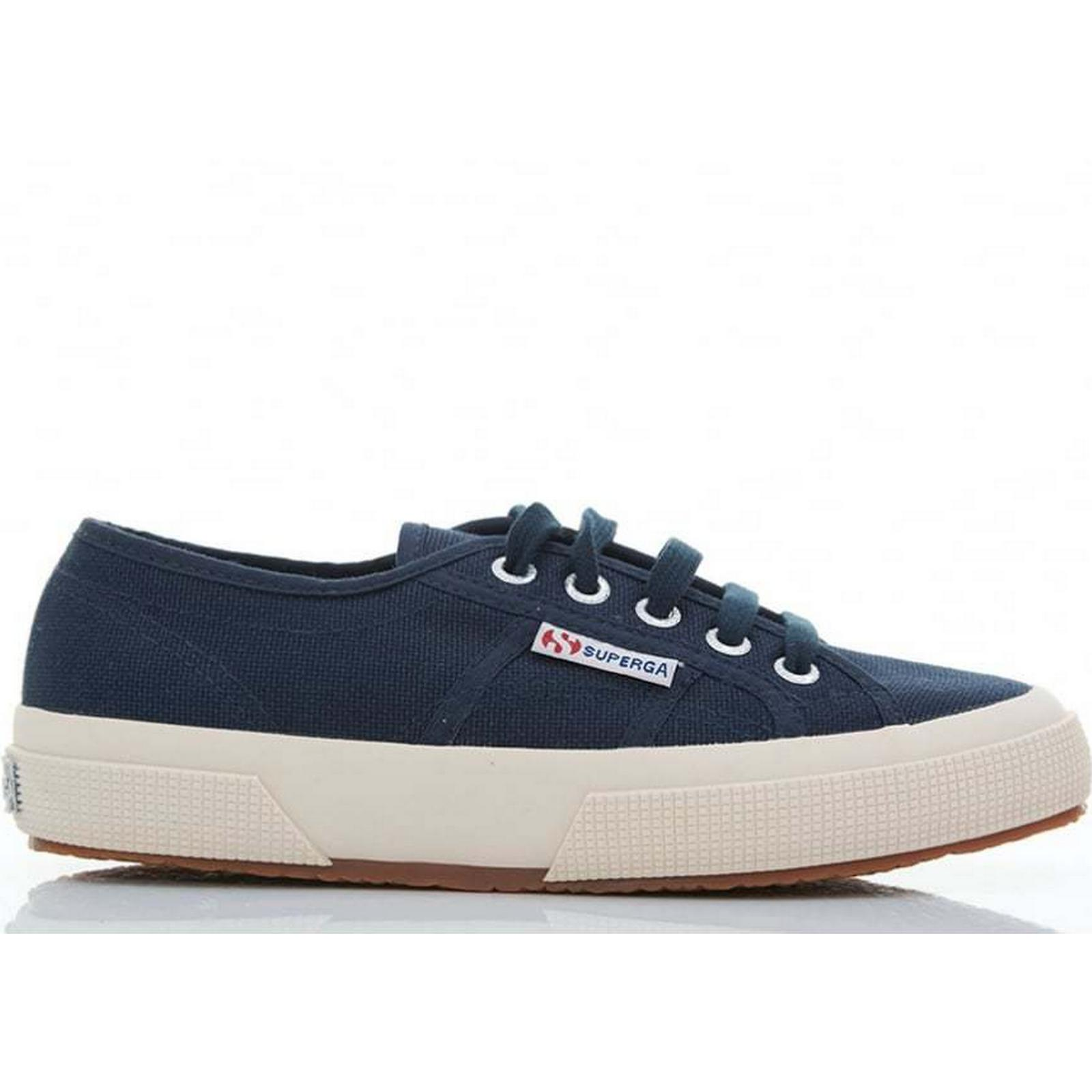 Superga Footwear Classic Canvas Size: Sneaker Colour: NAVY, Size: Canvas 5 feaa21