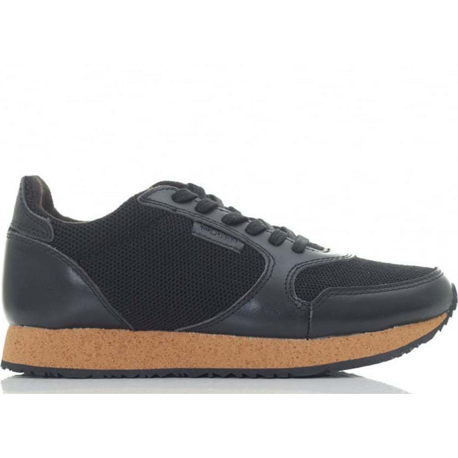 Woden Footwear Ydun Ii Cork Sole 4 Sneakers Colour: BLACK, Size: 4 Sole 4f1a1d