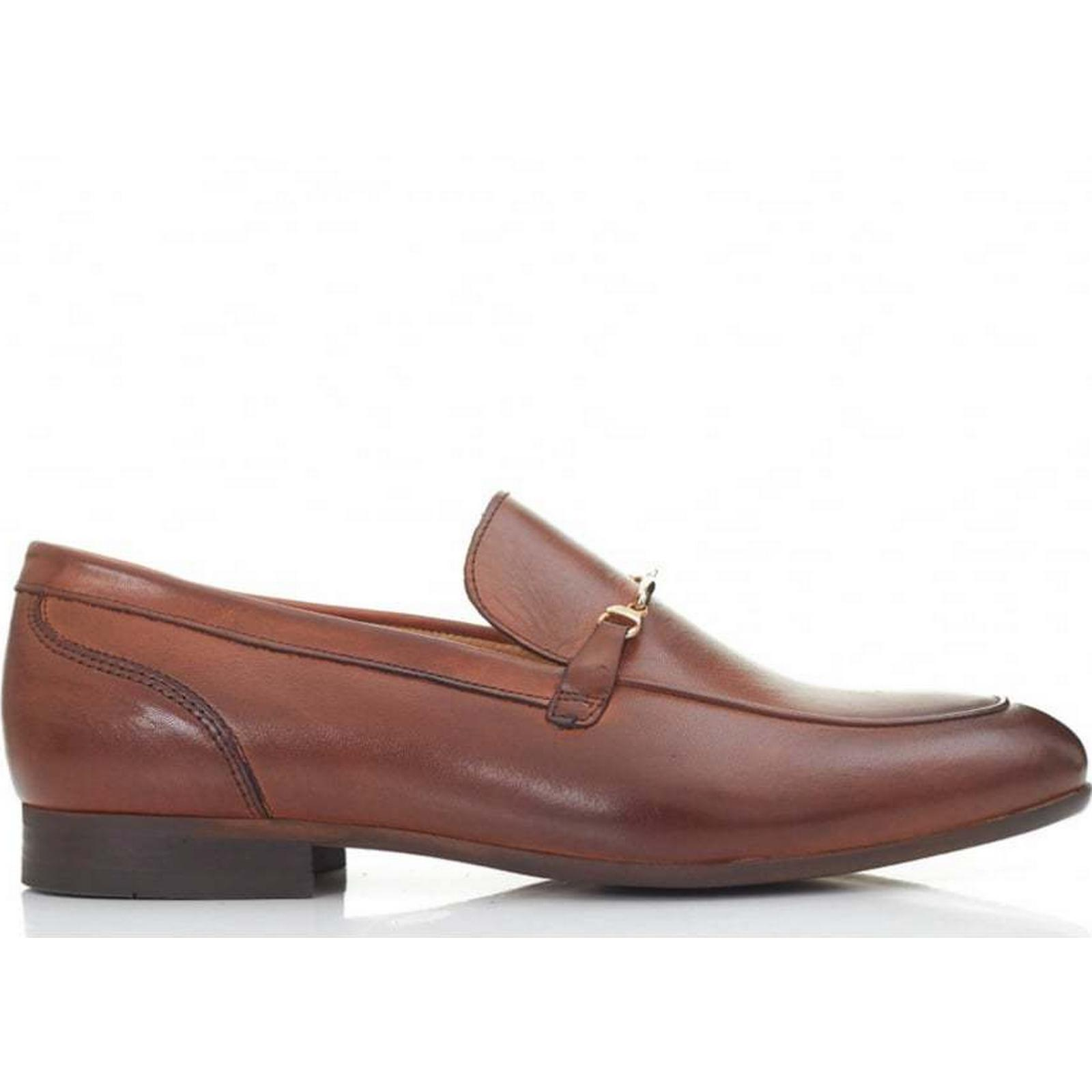 H By Hudson Colour: Navarre Calf Snaffle Loafers Colour: Hudson TAN, Size: 11 a76b52