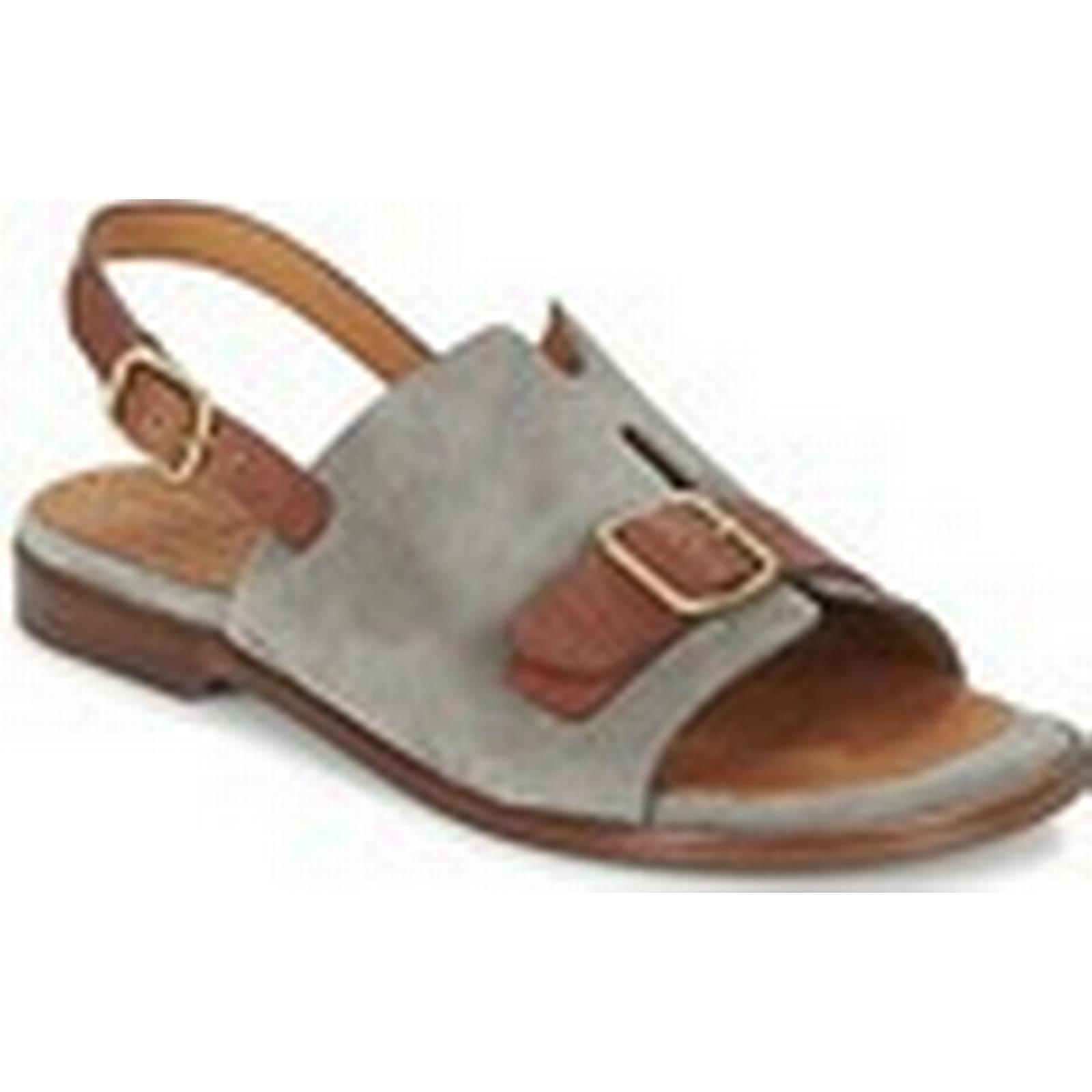 chie mihara querete & femmes & querete #  27; s les sandales en gris 12e03a
