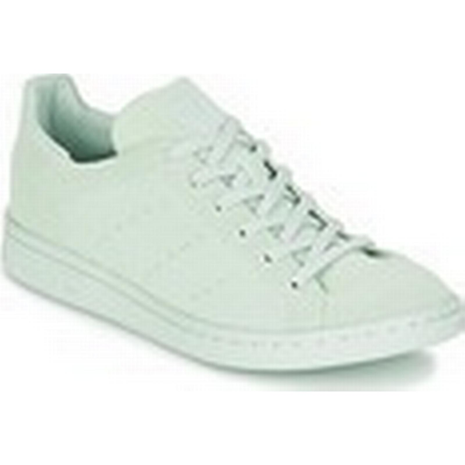 Adidas  STAN SMITH PK PK SMITH  women's Shoes (Trainers) in Green 45b4d9