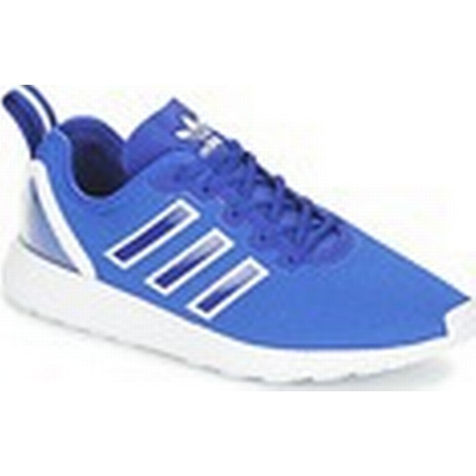Adidas  ZX ZX  FLUX RACER  men's Shoes (Trainers) in Blue 362560