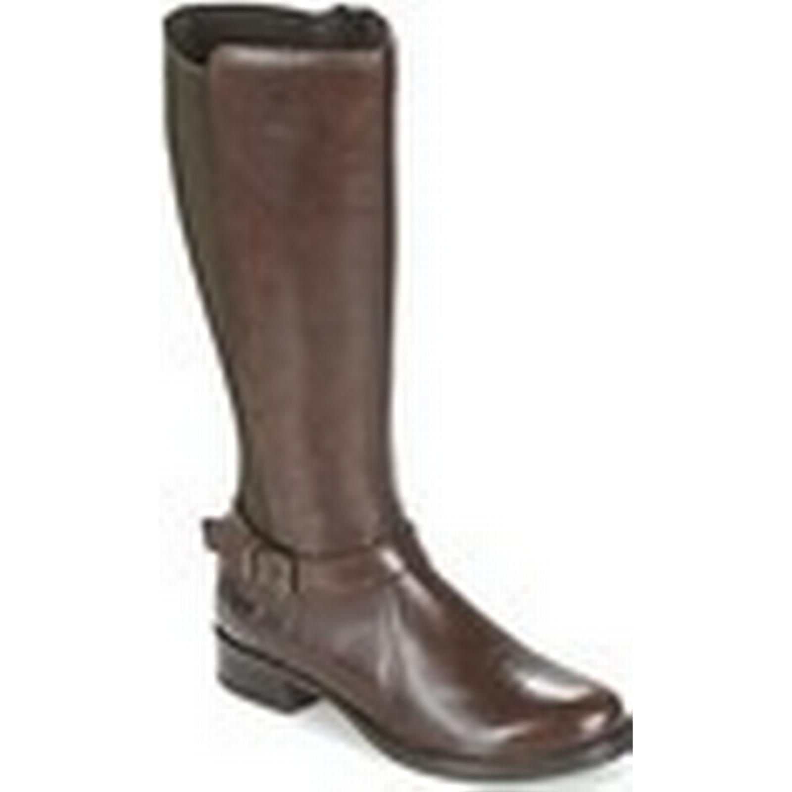 Betty women's London  FELINOU  women's Betty High Boots in Brown efedf4