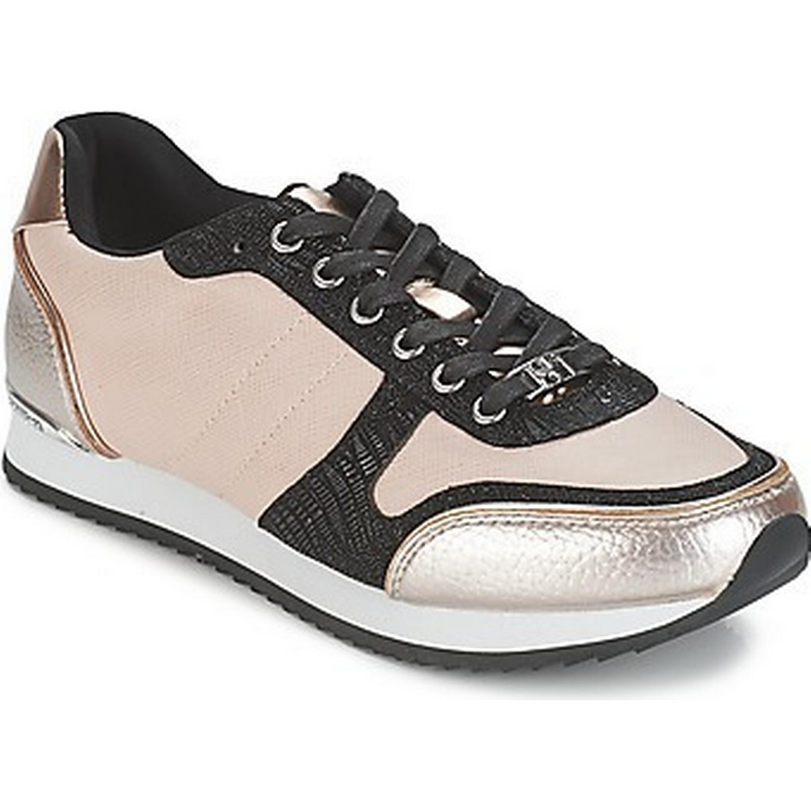 spartoo.co.uk supertrash dallas femmes & #  beige ; s Chaussure s formateurs en beige  84abc7