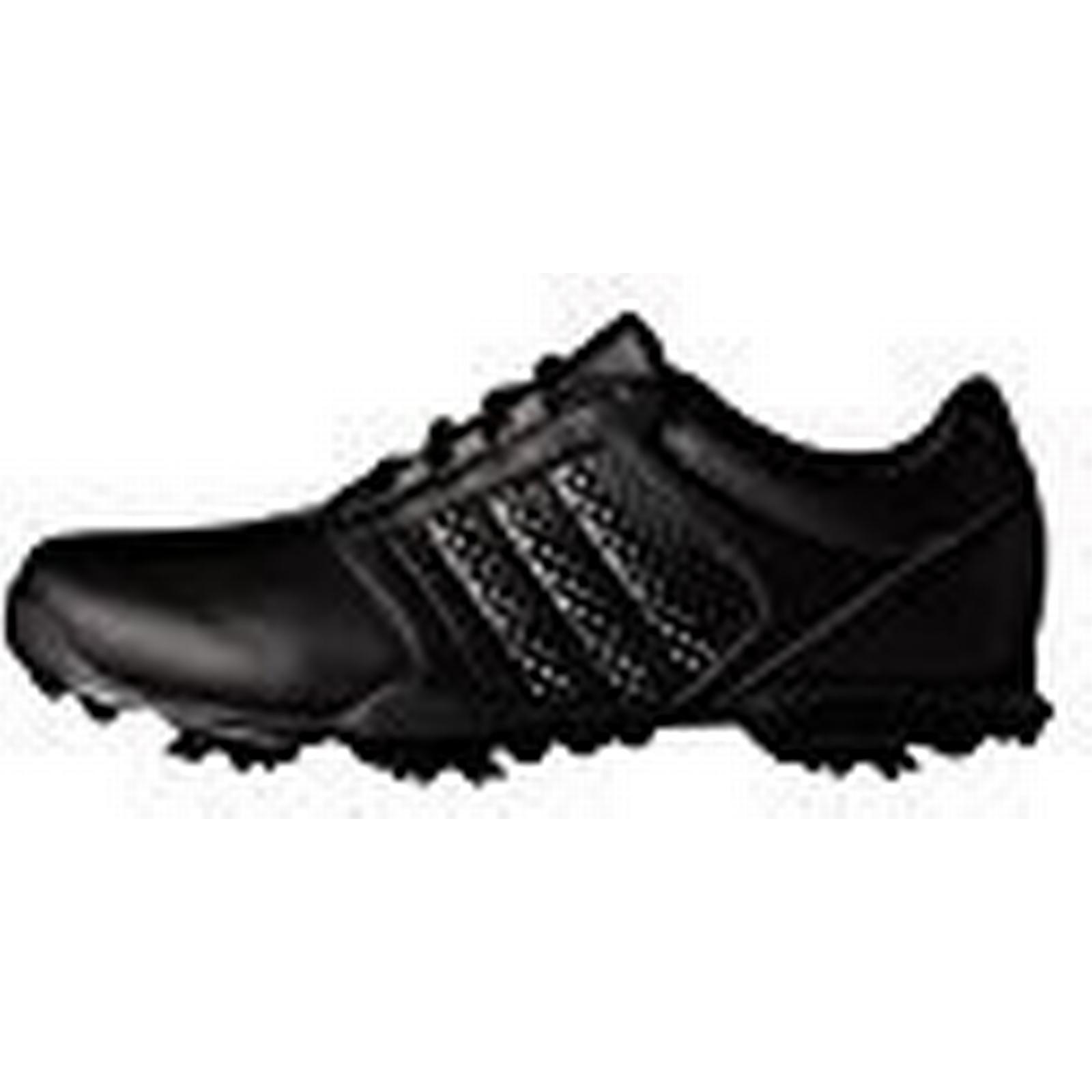 Adidas Adipure Tour W Golf Shoes, Women, Women, W Tour Adipure Tour, Black/Silver, 36.6 6027e3