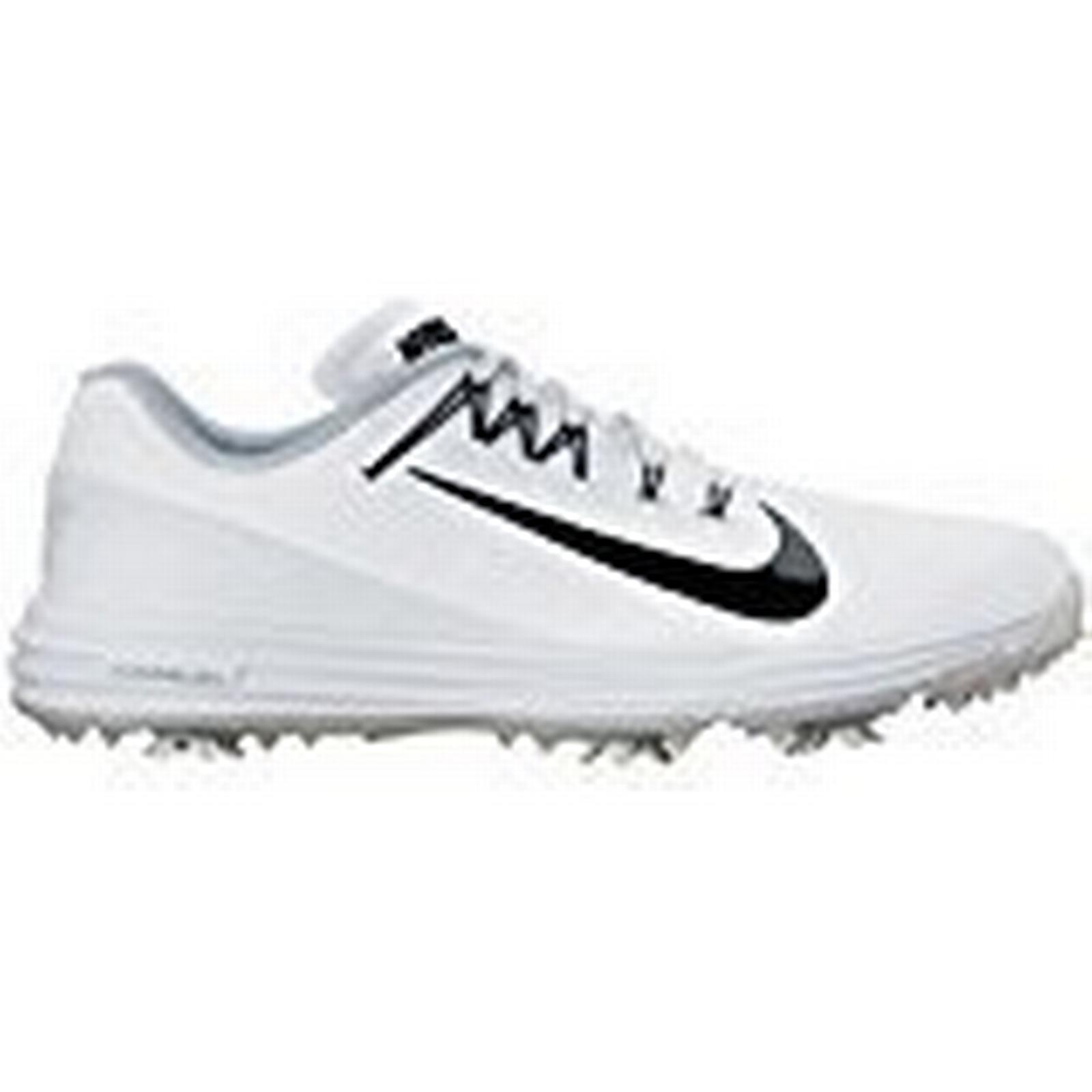 Nike Women's Lunar Command 7 2 Golf Shoes, (White/Black), 7 Command UK 328598