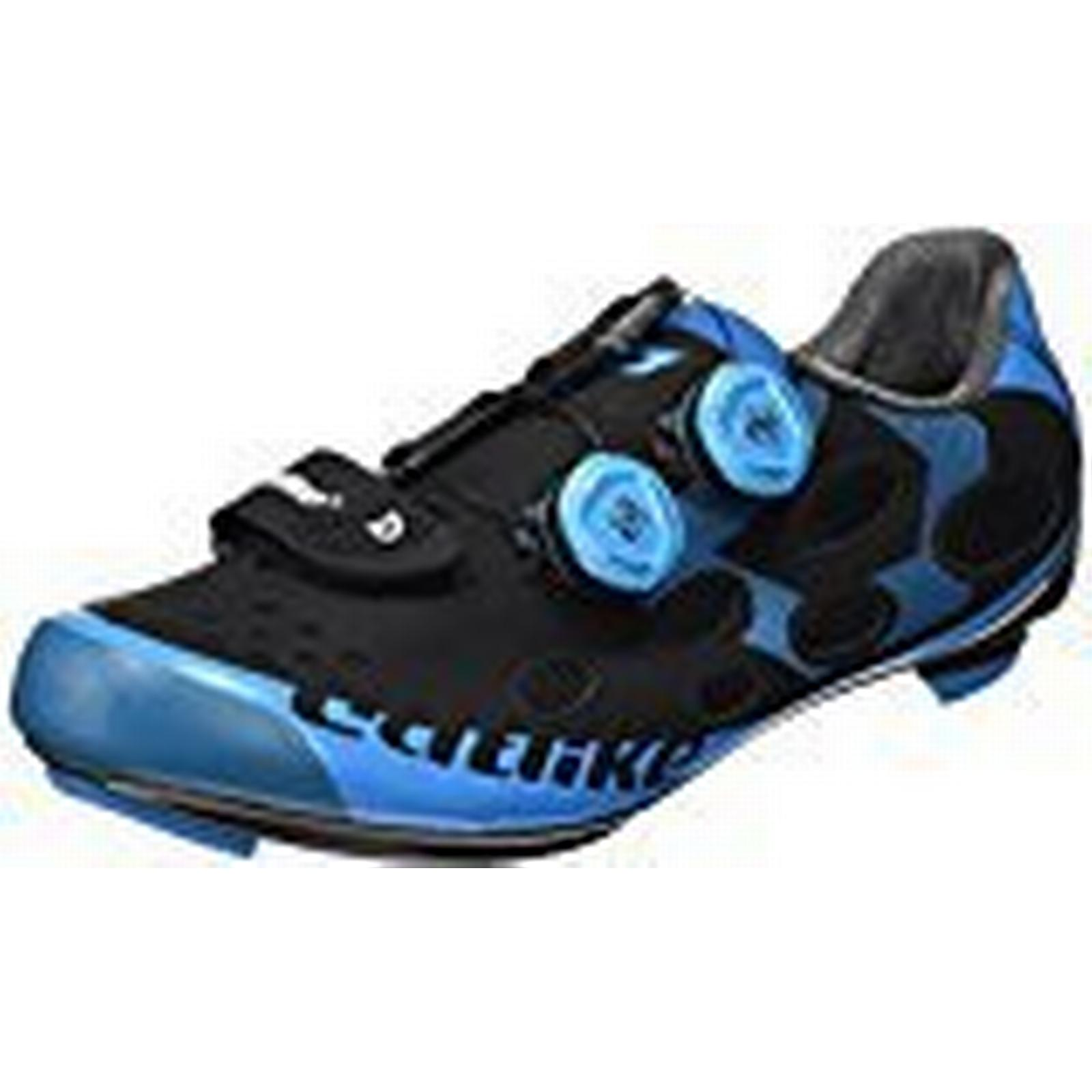 Catlike Unisex Adults' Biking Zapatillas Whisper Road 2016 Biking Adults' Shoes, Black (Negro/Azul 000), 7.5 UK 6eb3e9