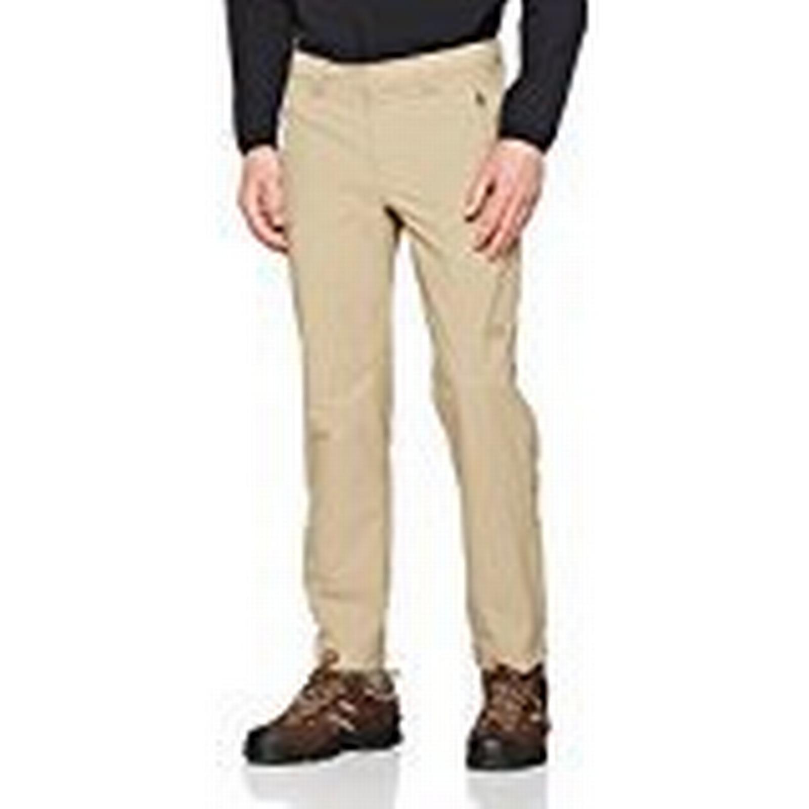 The North Face Men's Exploration Size Regular Trousers, Dune Beige, Size Exploration 30 2c230c