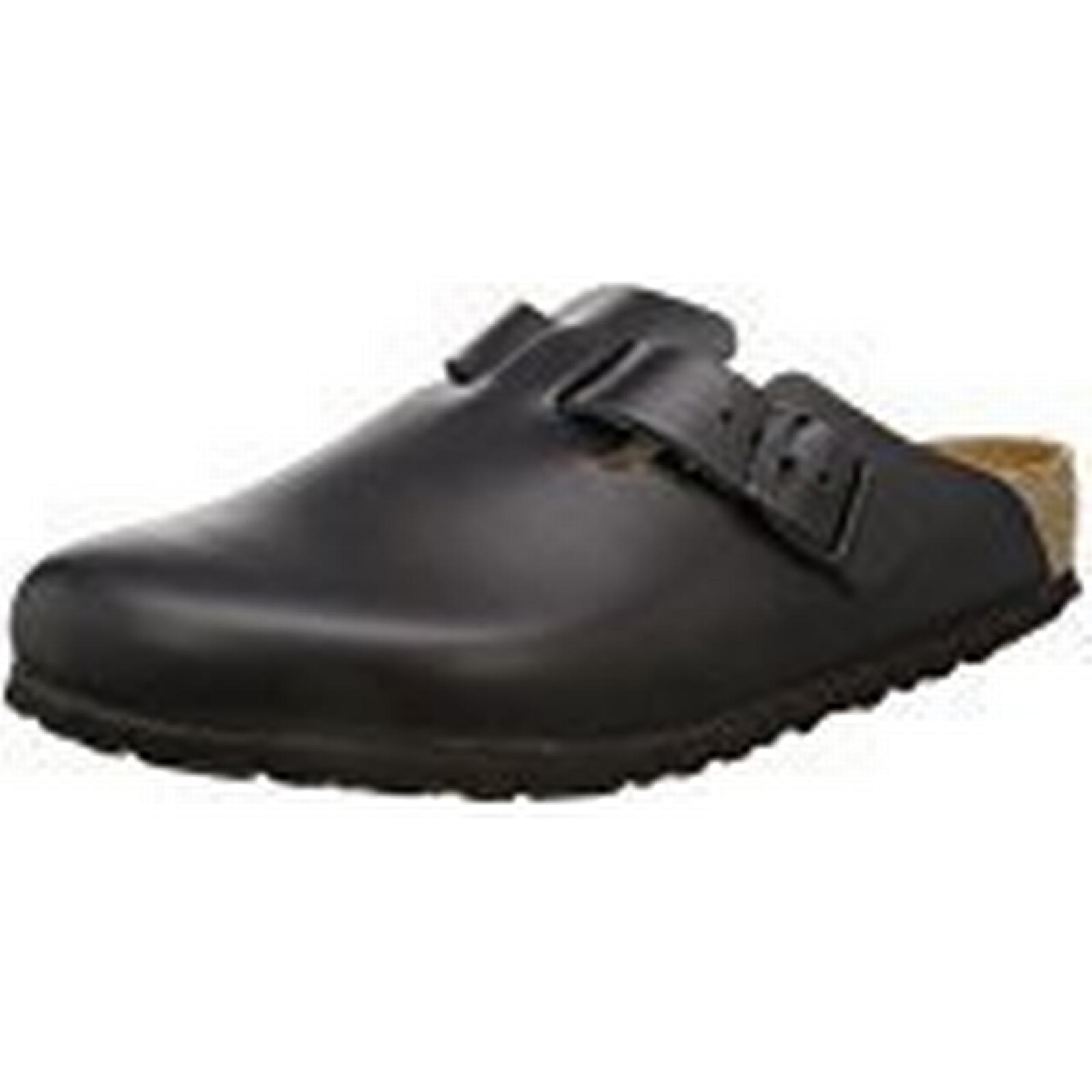 Birkenstock Boston Clog Black - EU Size 7 40 / UK Size 7 Size 02b637