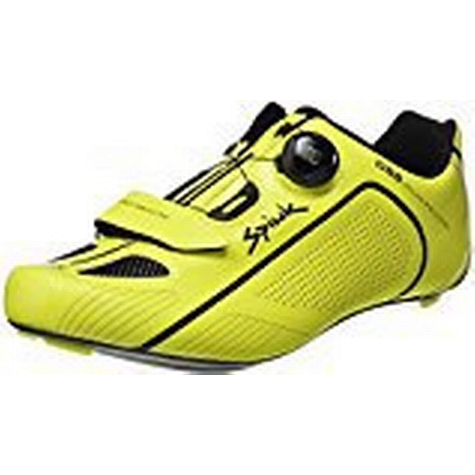 Spiuk altube Road C Shoe, Unisex Adult, Unisex adult, 46 Altube Road C, Yellow/Black, 46 adult, 9d6a9b