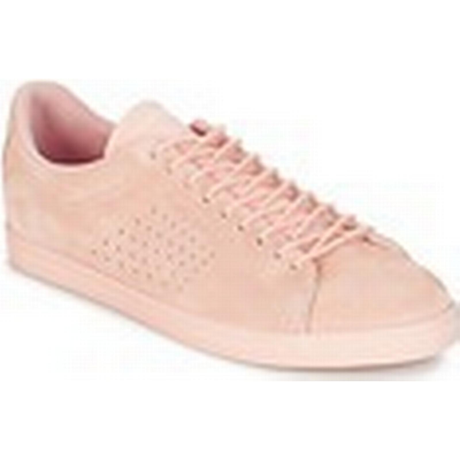 le coq sportif charline nubuck femmes & #  27; (formateurs) s Chaussure s (formateurs) 27; en rose cb0463