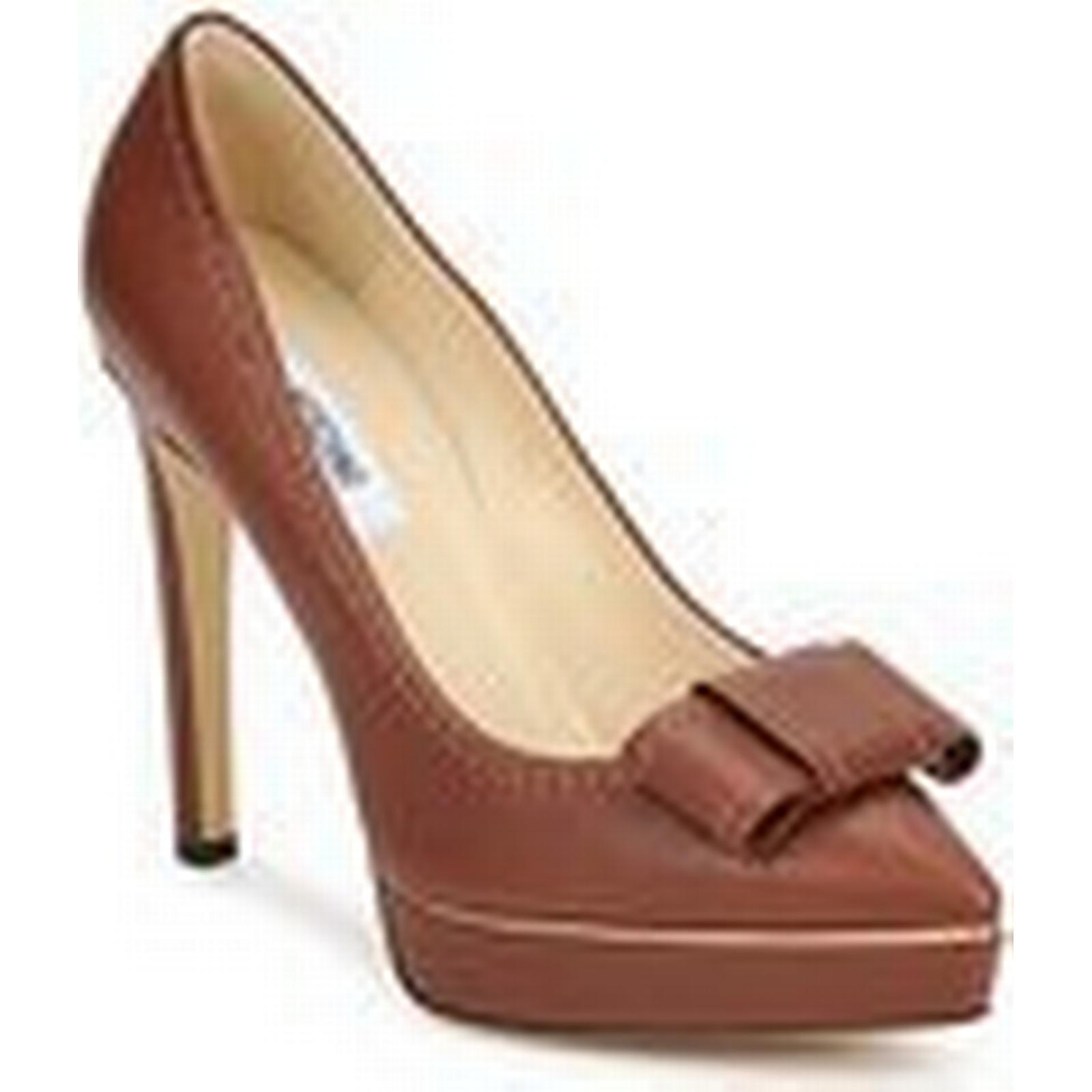 Moschino  MA1009  women's Court Shoes Brown in Brown Shoes c7d9b0