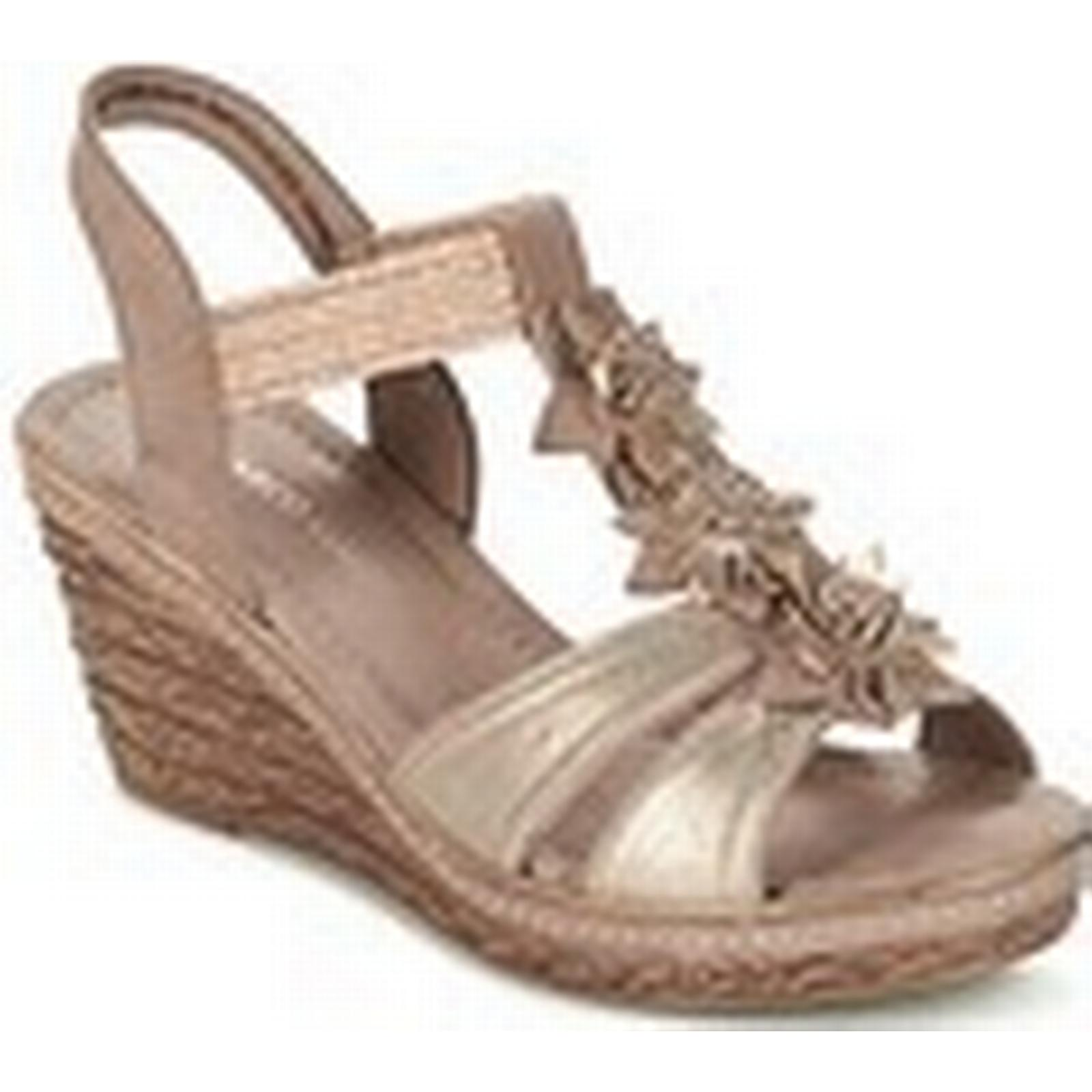 marco tozzi chavela femmes & #  27; s sandales les sandales s en beige 6e8da9