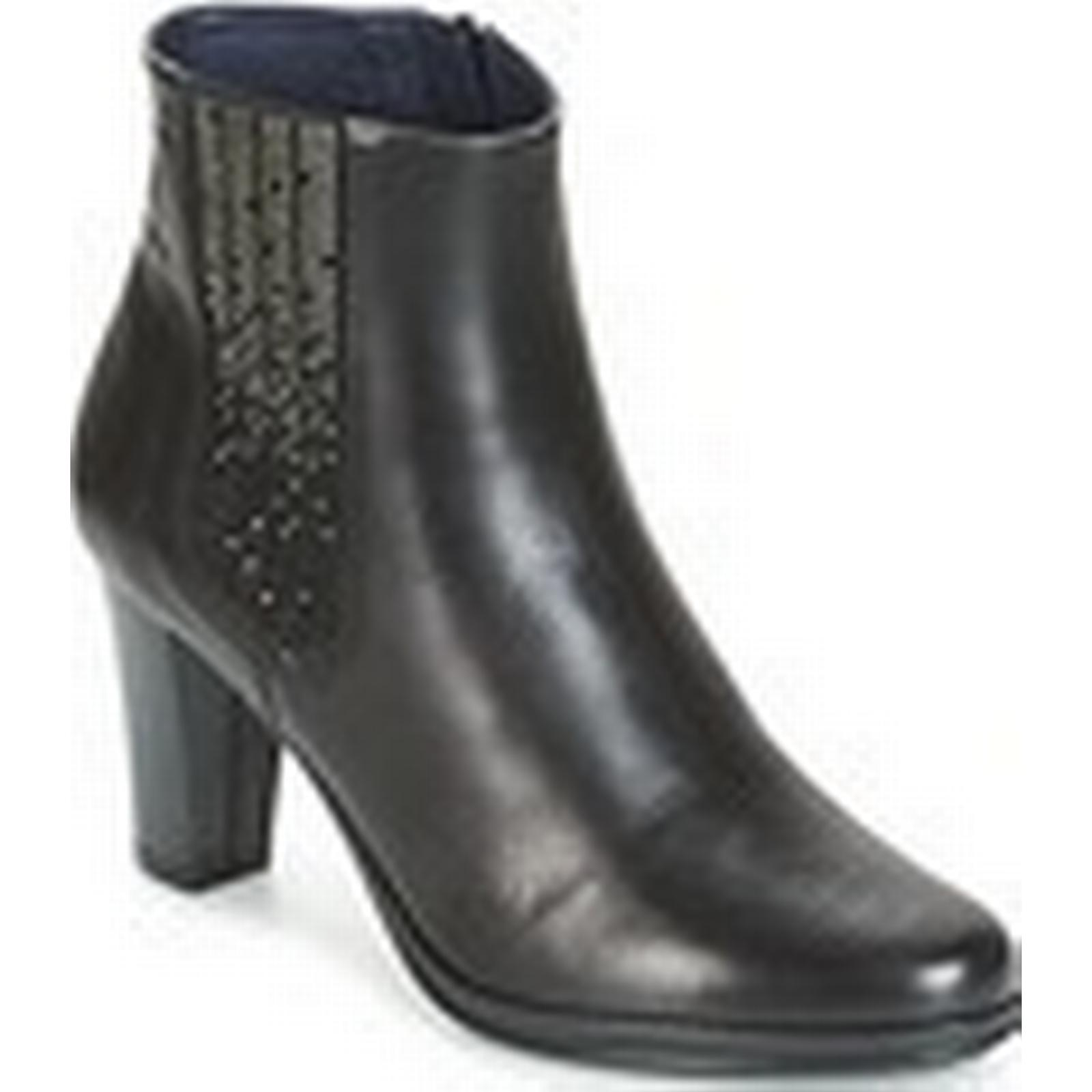 dorking luna femmes & #  27; s bottines faible bottines s en noir fa12f1