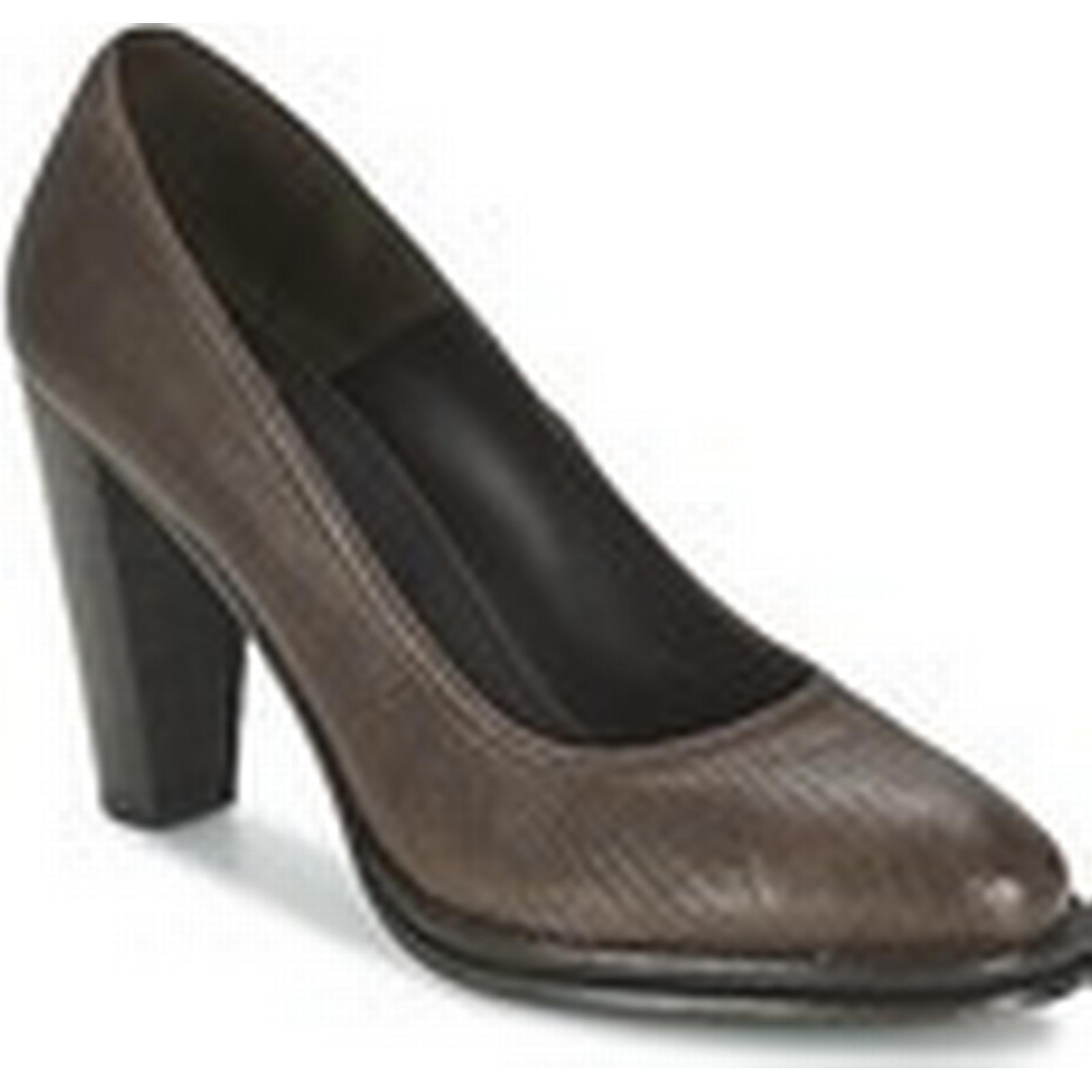 fRouge  de la bretoniere lelystad femmes & # # #  27; s cour chaussures Marron  9158b5