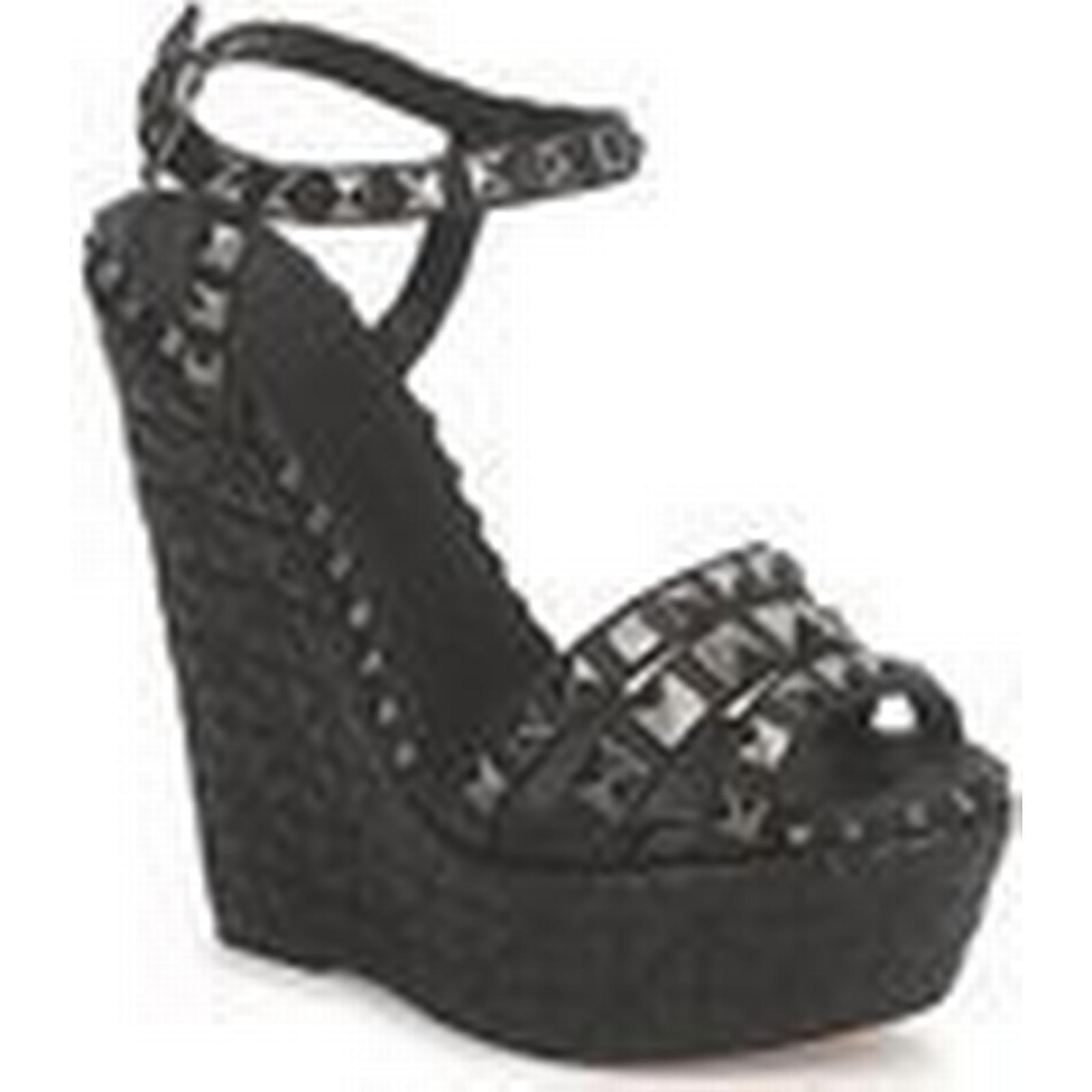 sébastien s5245 femmes & #  27; s les les les sandales en noir 93818e